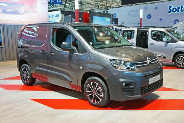 2019 Citroen Berlingo Van