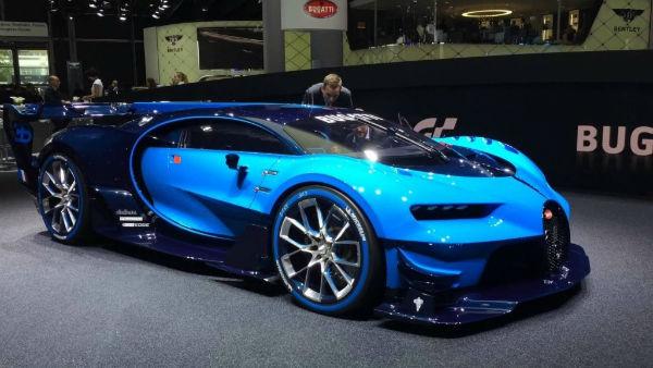 Bugatti Chiron Super Sport 2019
