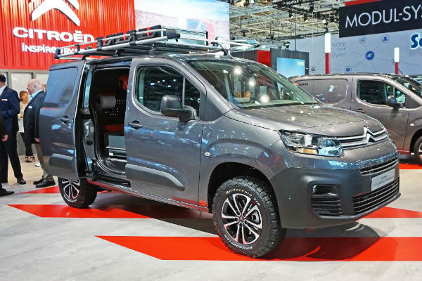 Citroen Berlingo 2019 Van