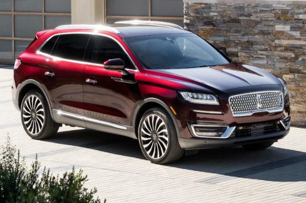 Lincoln SUV 2018