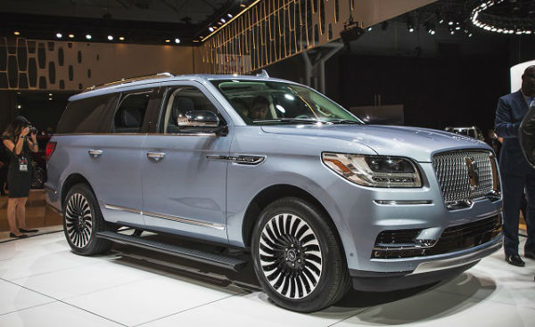 Lincoln SUV 2019