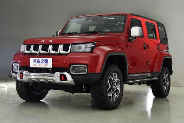 2019 Hummer Jeep