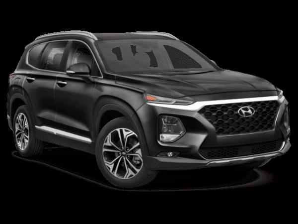 2019 Hyundai Santa FE Black
