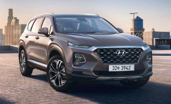 Hyundai Santa 2019