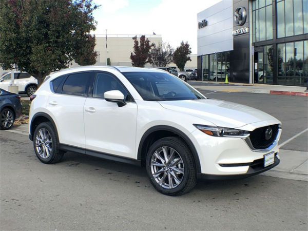 2019 Mazda CX-5 Touring Interior