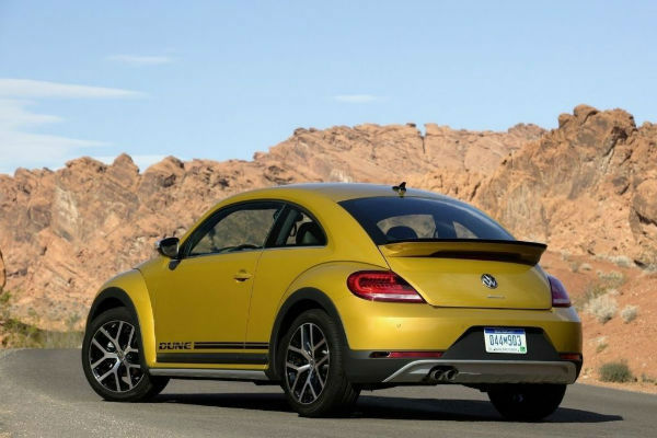 2019 Volkswagen Beetle Turbo