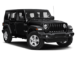Black Jeep Wrangler