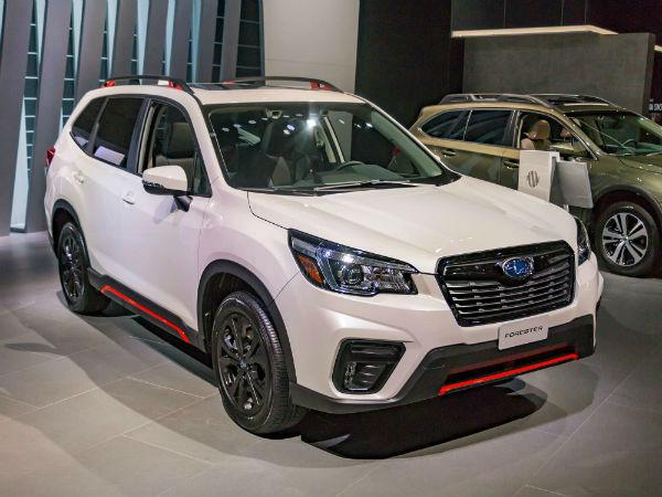 Subaru Forester 2019 Sport