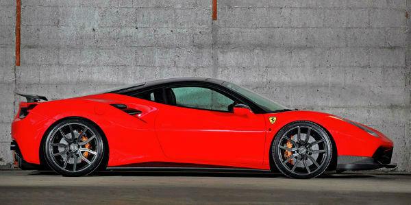 Ferrari 488 GTB 2019