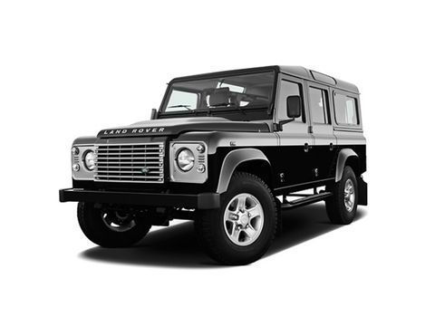 Land Rover Defender 2019 Black