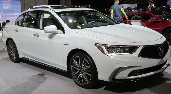 2020 Acura RLX Coupe