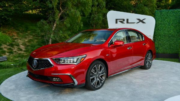 2020 Acura RLX Type S