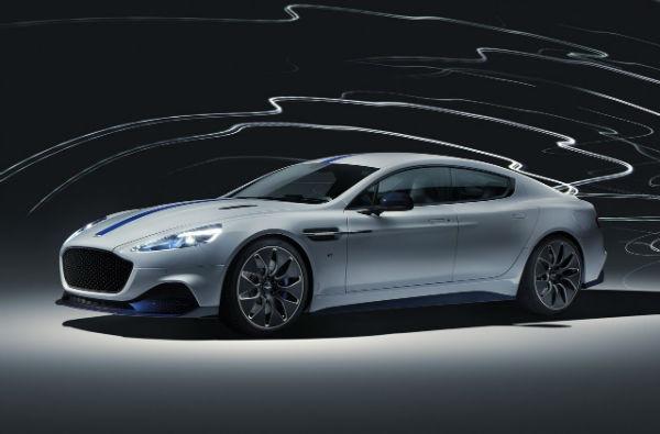 2020 Aston Martin Rapide AMR