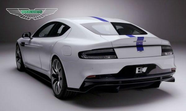 2020 Aston Martin Rapide E Exterior