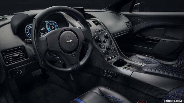 2020 Aston Martin Rapide Interior