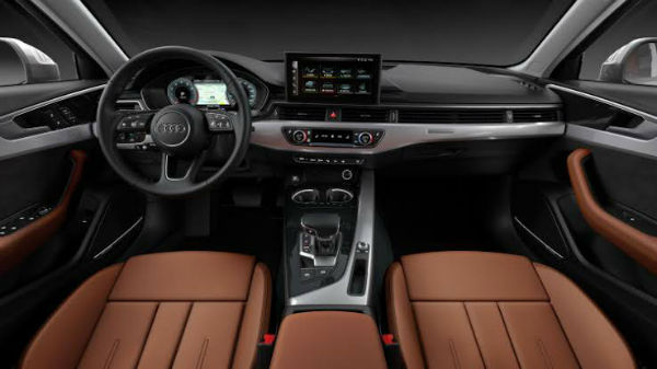 2020 Audi A4 Interior