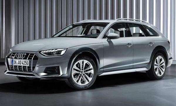 2020 Audi A4 Quattro