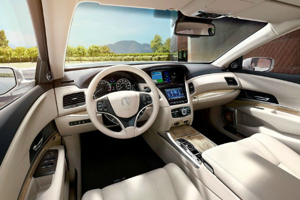 Acura RLX 2020 Interior