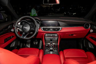 Alfa Romeo Stelvio 2020 Interior