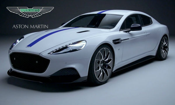 All-New Aston Martin Rapide 2020