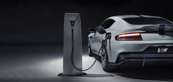 Aston Martin 2020 Rapide-E