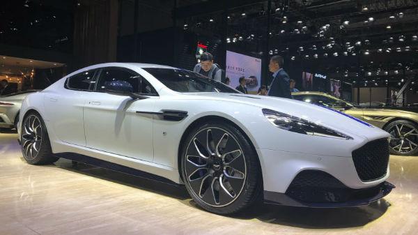 Aston Martin Rapide 2020