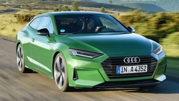 Audi A4 2020 Coupe