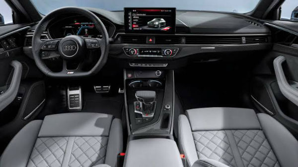 Audi A4 2020 Interior