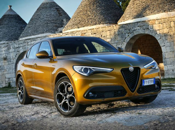 New Alfa Romeo Stelvio 2020