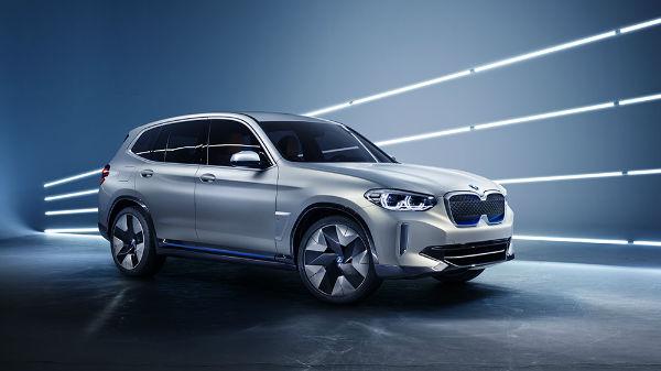2020 BMW X3 Electric