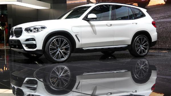 2020 BMW X3 Hybrid