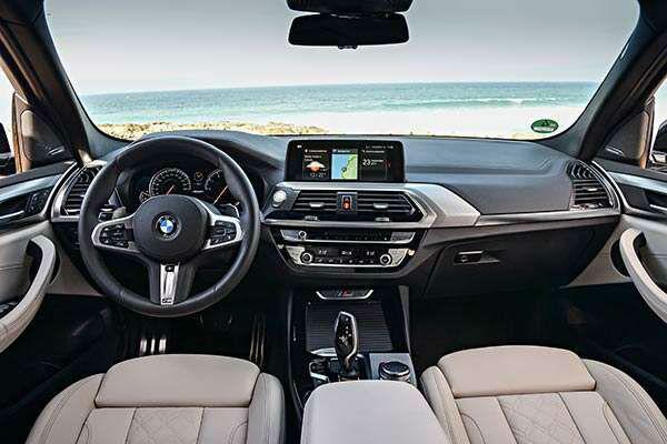 2020 BMW X3 Interior