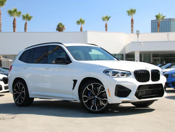 2020 BMW X3 M Sport
