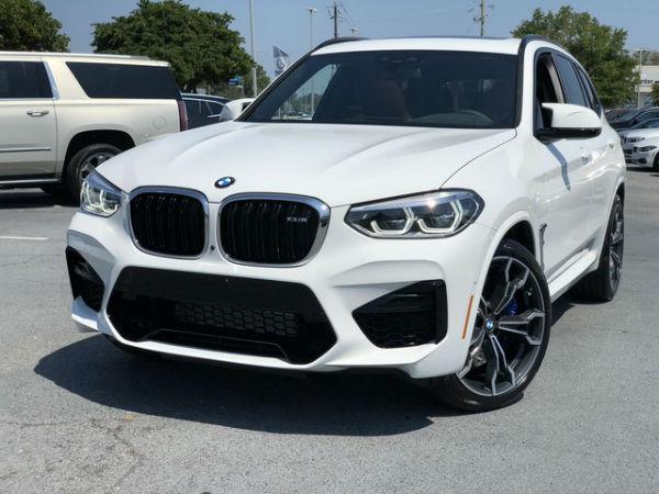 2020 BMW X3 SUV