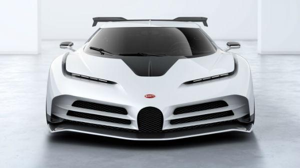 2020 Bugatti Centodieci Facelift