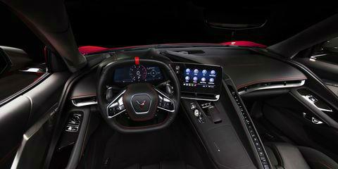 2020 Bugatti Centodieci Interior