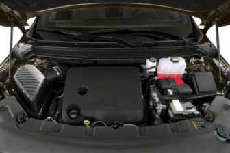 2020 Buick Enclave Engine