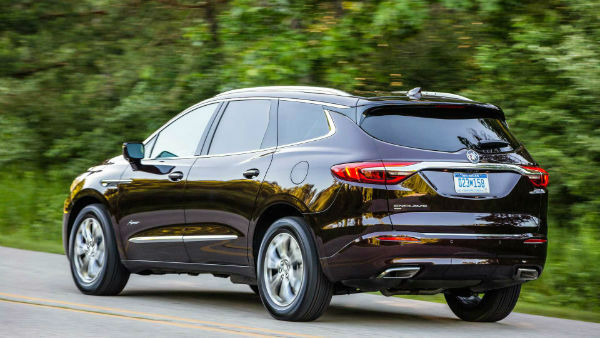 2020 Buick Enclave Sport Touring Package