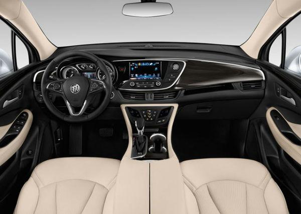 2020 Buick Envision Interior
