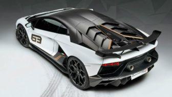 2020 Lamborghini Aventador SVR