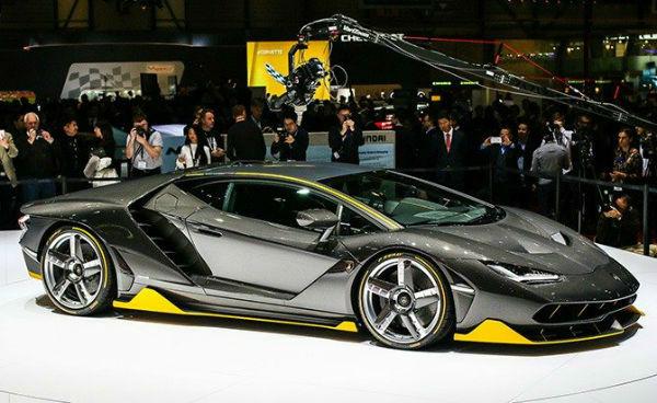 2020 Lamborghini Cars