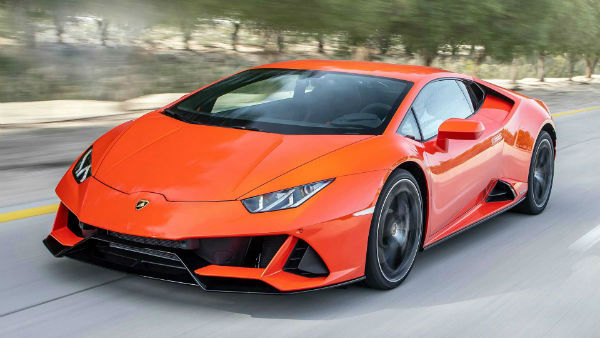 2020 Lamborghini EVO