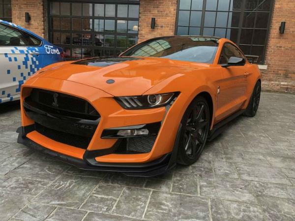 2020 Mustang Australia