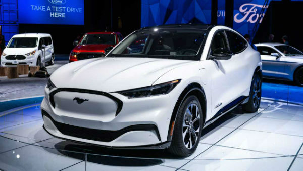 2020 Mustang Electric