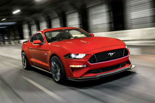 2020 Mustang Fastback