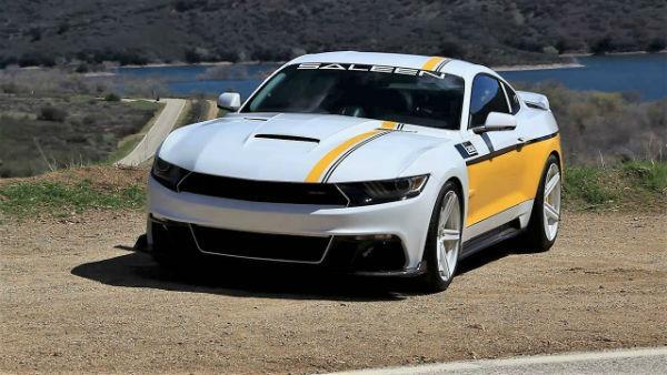 2020 Mustang Saleen