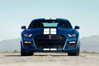 2020 Mustang Shelby GT500 760 HP