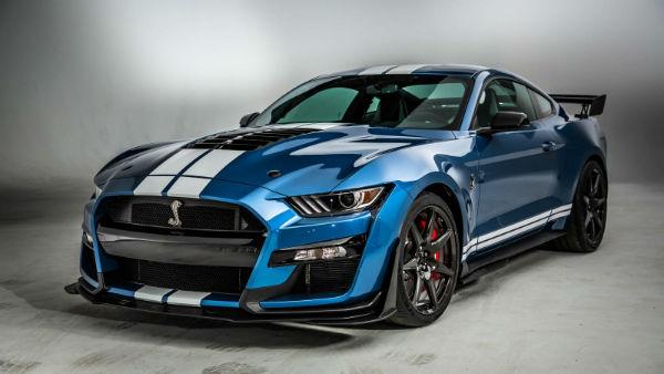 2020 Mustang Shelby GT500 760 Horsepower