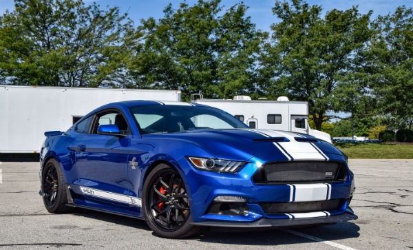 2020 Mustang Shelby GT500 Super Snake
