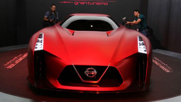 2020 Nissan Concept